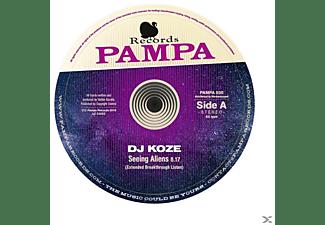 Dj Koze - Seeing Aliens E.P.  - (Vinyl)