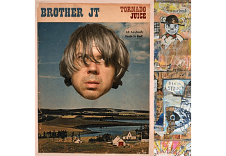Brother Jt - Tornado Juice (LP+MP3)  - (LP + Download)