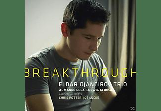 Eldar Djangirov Trio - BREAKTHROUGH  - (CD)