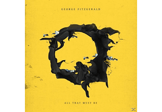 George Fitzgerald - All That Must Be (Digipac)  - (CD)