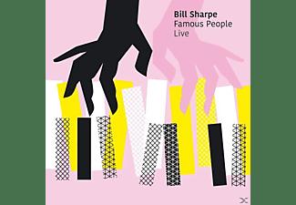 Bill Sharpe - Famous People Live  - (CD)