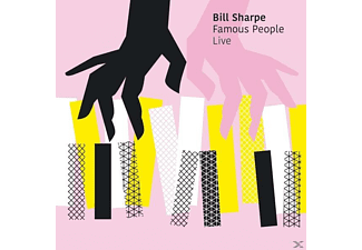 Bill Sharpe - Famous People Live - (CD)