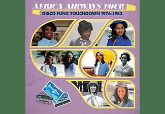 VARIOUS - Africa Airways 04 (Disco Funk Touchdown 76-83)  - (Vinyl)