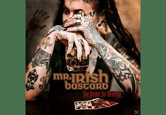 Mr. Irish Bastard - The Desire For Revenge  - (CD)