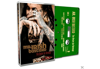 Mr. Irish Bastard - The Desire For Revenge (MC+MP3)  - (MC (analog))