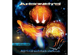 Arsonists - As The World Burns & Lost In The Fire  - (CD)
