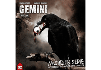 Mord In Serie 32: Gemini - 1 CD - Krimi/Thriller