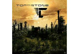 Tombstone - Evolution - (CD)