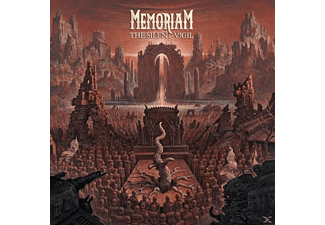 Memoriam - The Silent Vigil  - (CD)