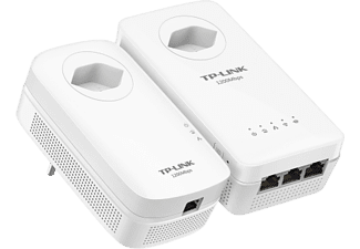 TP-LINK TL-WPA8630P KIT - Powerline Adpater (Weiss)