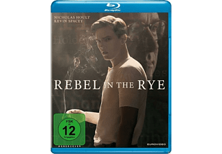 Rebel in the Rye - (Blu-ray)