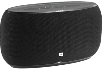 JBL LINK 500 Streaming Lautsprecher App-steuerbar, Bluetooth, Schwarz