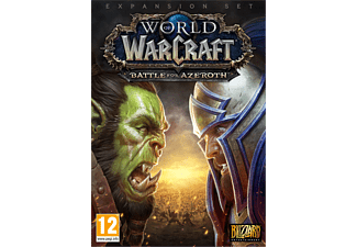 World of Warcraft: Battle for Azeroth (Code in a box) PC
