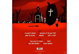 We Sell The Dead - Heaven Doesn't Want You And Hell Is Full  - (Vinyl)