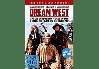 Dream West - Das abenteuerliche Leben des John Charles Fremont - Eine dreiteilige Miniserie DVD