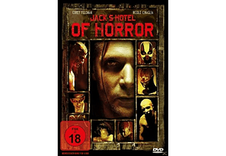 Jack's Hotel of Horror DVD