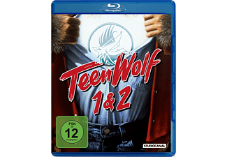Teen Wolf / Teen Wolf 2 Blu-ray