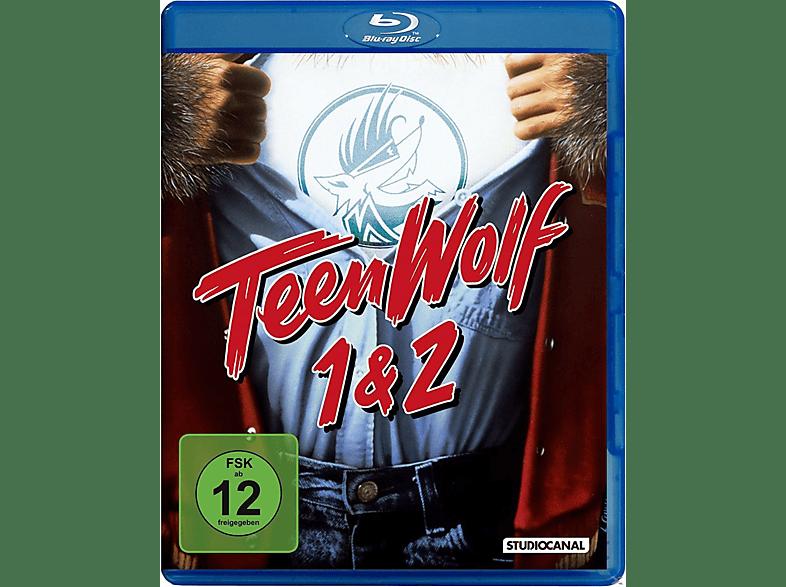 Teen Wolf / Teen Wolf 2 [Blu-ray]