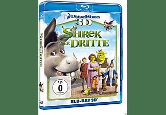 Shrek der Dritte 3D Blu-ray (+2D)