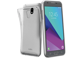 SBS MOBILE Skinny Cover för Galaxy J3 (2017)