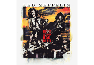 Led Zeppelin HOW THE WEST WAS WON REMASTERED CD