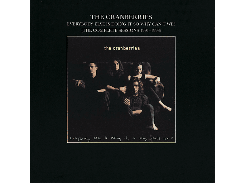 The Cranberries - Everybody Else Is Doing It So Why Can't We? CD