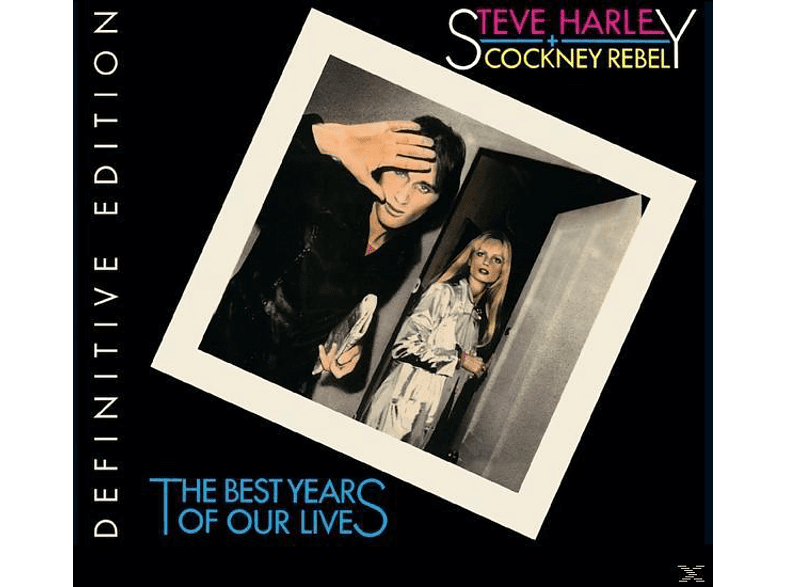 Steve Harley, Cockney Rebel - The Best Years of Our Lives [Definitve Edition) [CD]