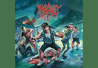 Insanity Alert - INSANITY ALERT (BLACK VINYL)  - (Vinyl)