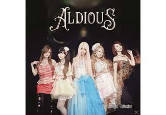 Aldious - Unlimited Diffusion - (CD)