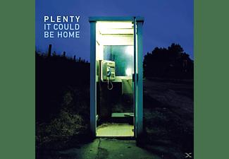 Plenty - It Could Be Home (Black Vinyl)  - (Vinyl)