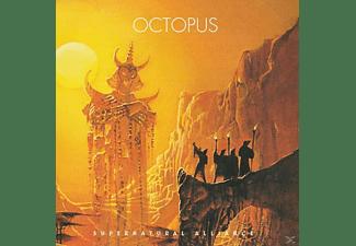 Octopus - Supernatural Alliance (Black Vinyl,Gatefold)  - (Vinyl)