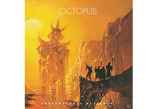 Octopus - Supernatural Alliance (Black Vinyl,Gatefold) - (Vinyl)