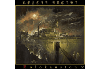 Bestia Arcana - HOLOCAUSTON (GATEFOLD/DOWNLOAD CODE)  - (Vinyl)