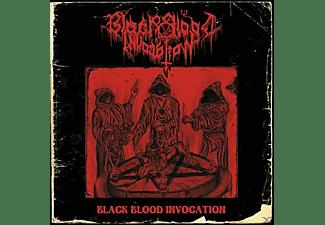 Black Blood Invocation - Black Blood Invocation (Vinyl)  - (Vinyl)