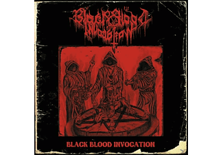 Black Blood Invocation - Black Blood Invocation (Vinyl) - (Vinyl)