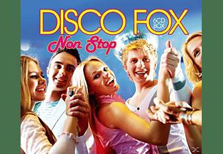 VARIOUS - Disco Fox Non Stop  - (CD)