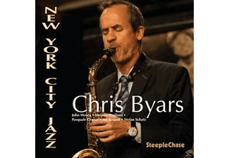 Chris Byars - New York City Jazz  - (CD)
