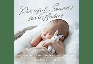 VARIOUS - Peaceful Sounds of Babies  - (CD)