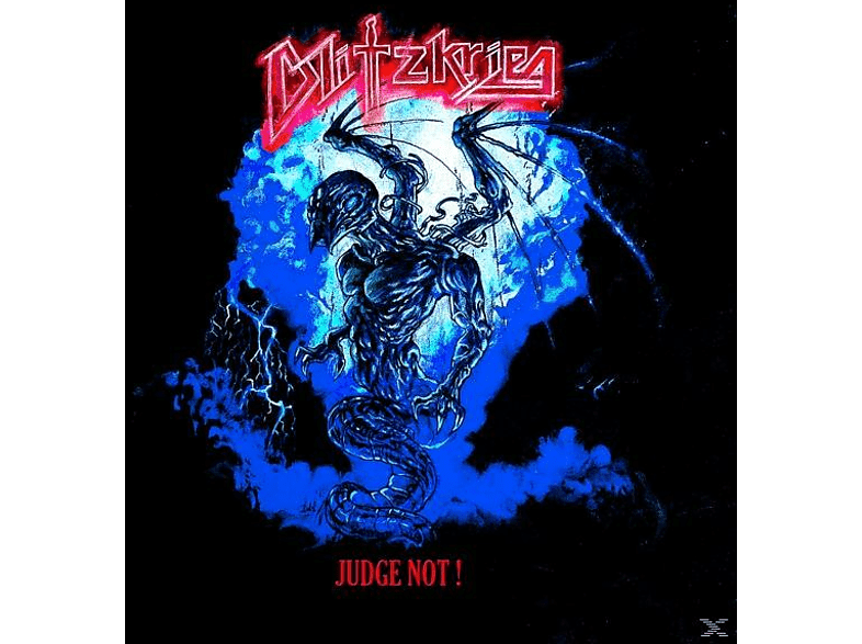 Blitzkrieg - Judge Not [CD]