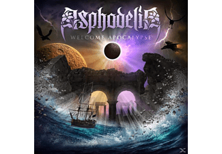 Asphodelia - Welcome Apocalypse  - (CD)