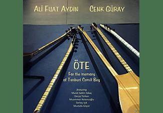 Ali & Cenk Guray Fuat Aydin - Öte  - (CD)