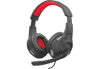 TRUST Gaming GXT 307 Ravu, Over-ear Gaming Headset Schwarz