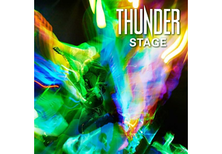 Thunder - Stage (Super Video Box Set)  - (CD)