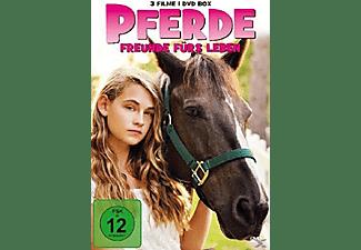 Pferde - Freunde fürs Leben DVD