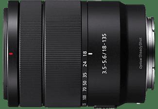 SONY Objektiv E 18-135mm 3.5-5.6 OSS (SEL18135)