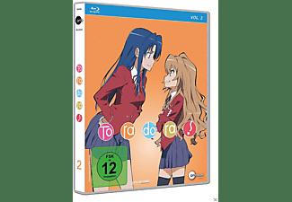 Toradora! Vol. 2 (Folge 6-10) Blu-ray