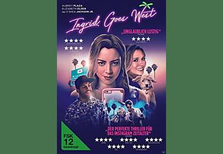 Ingrid Goes West DVD