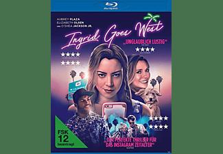 Ingrid Goes West Blu-ray