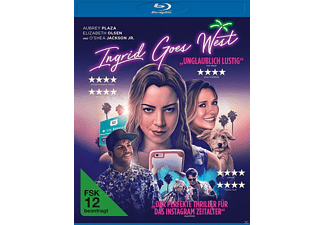 Ingrid Goes West - (Blu-ray)