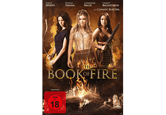The Book of Fire DVD